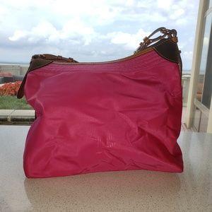 Dooney & Bourke Bags - Dooney & Bourke Erica Sport Sac Large Nylon Hobo